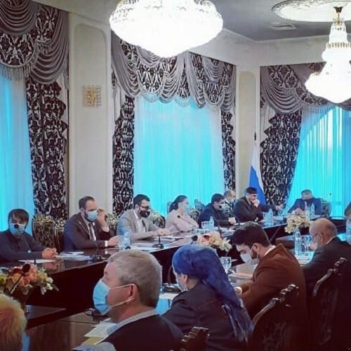 Магомед Евлоев принял участие в семинар-совещании межведомственной рабочей группы по противодействию идеологии терроризма