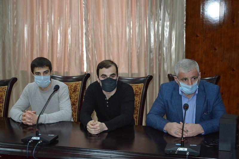 Организацию и проведение церемонии открытия нового Дома культуры обсудили в районной администрации