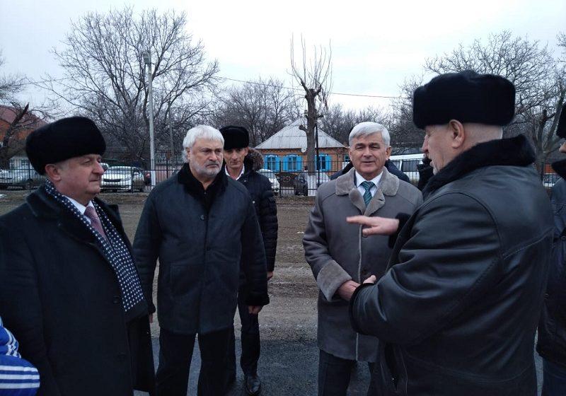 Народные песни и первый удар Зялимхана Евлоева: как открывали стадион в Троицком