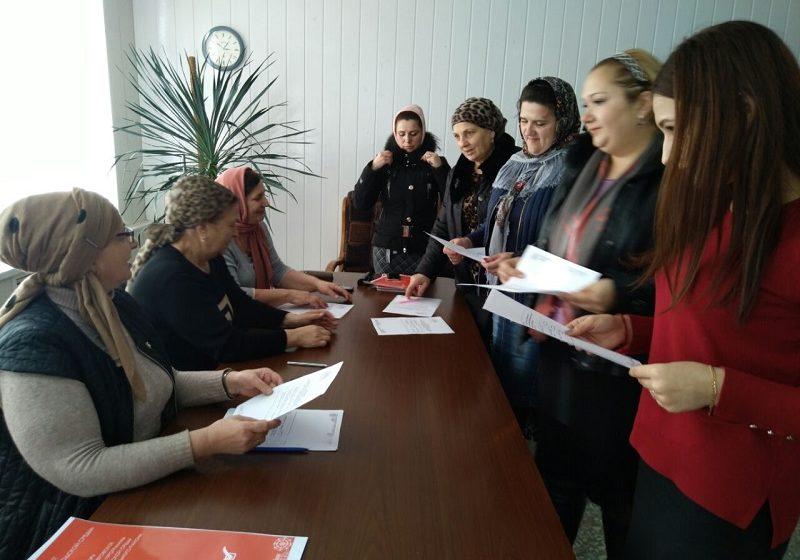 Жители с.п. Нестеровское активно принимают участие в отборе общественных территорий в рамках проекта «Формирование комфортной городской среды»