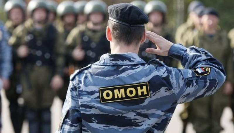 Обращение Главы района в связи с Днем образования ОМОН МВД по Республике Ингушетия!