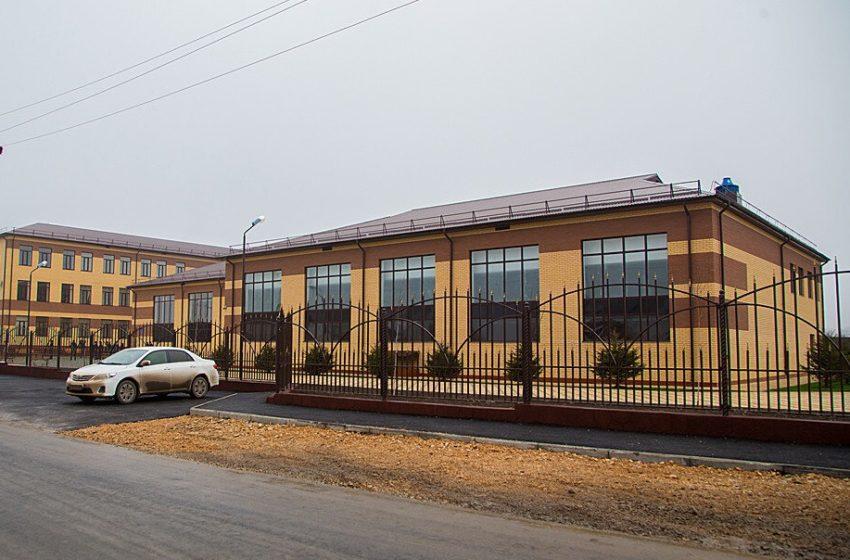 Новое образовательное учреждение будет построено в текущем году в Сунженском районе в рамках нацпроекта «Образование»