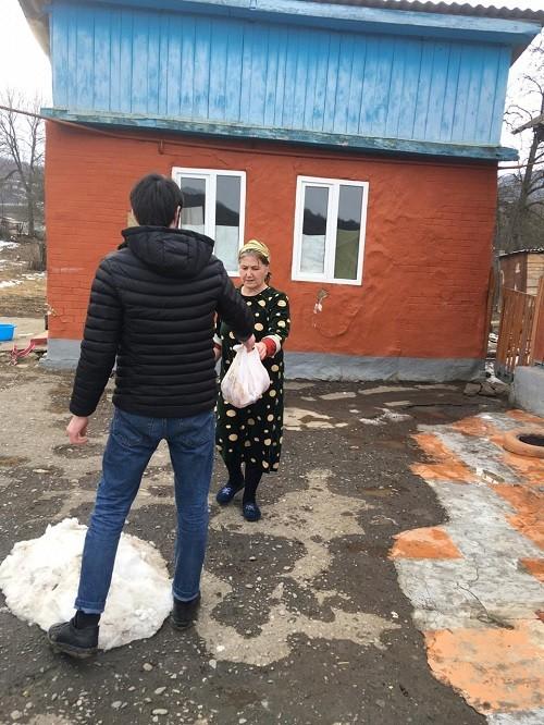Благотворительная акция, приуроченная к 77-летию депортации, прошла в Сунженском районе