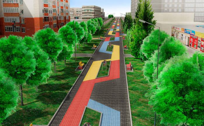 Активисты ОНФ призывают жителей Ингушетии голосовать за проект «Формирование комфортной городской среды»