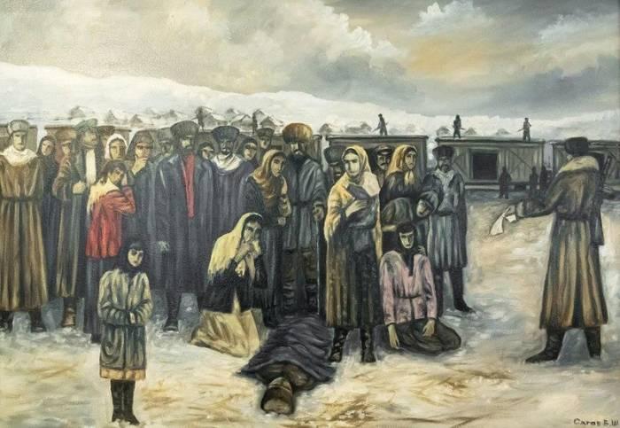 Обращение Главы района в связи с 77-ой годовщиной депортации ингушского народа!