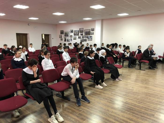 Культурно-просветительское мероприятие с участием лекторов «Школы ингушских адатов» Сунженского района
