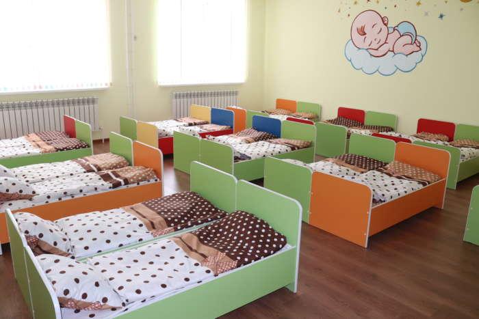 Новый детский сад в с.п. Мужичи готов к сдаче в эксплуатацию