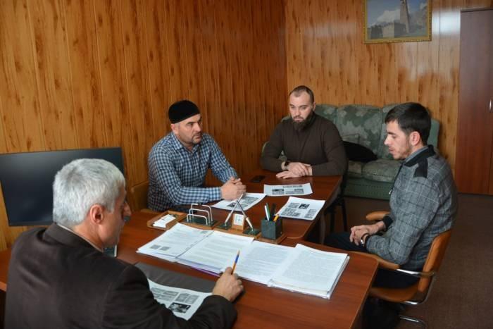 План информирования граждан о рейтинговом голосовании на общероссийской платформе обсудили в администрации Сунженского района