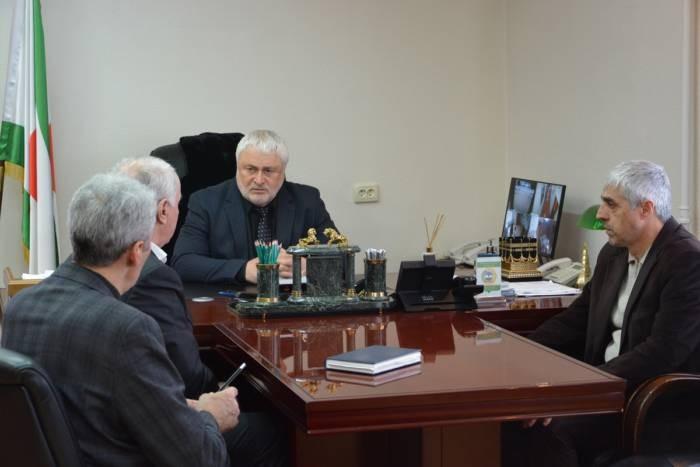 Сунженский район окажет помощь водителям большегрузов, ожидающих открытия Военно-Грузинской дороги