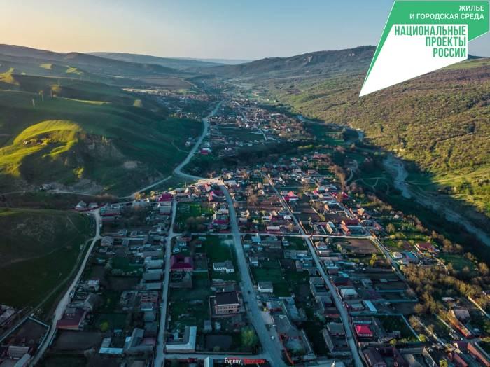 В рамках проекта «Формирование комфортной городской среды» в текущем году в Сунженском районе запланировано благоустройство одной общественной территории