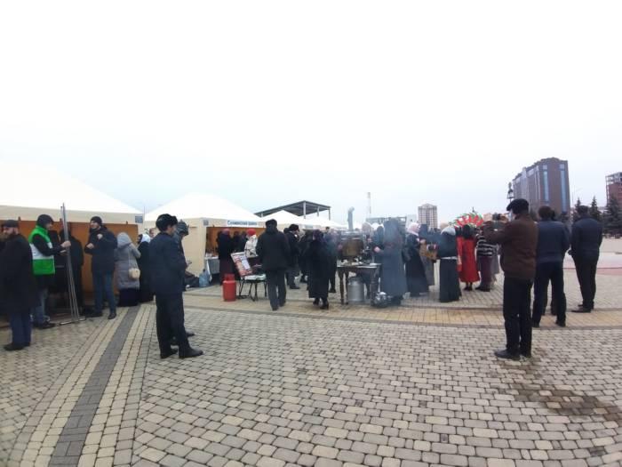 Сунженский район стал третьим в номинации «Самый гостеприимный район» на гастрофестивале в Магасе