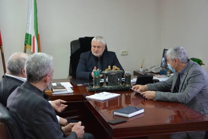 Участие Сунженского района в гастрофестивале «Праздник ингушской кухни» обсудили на еженедельном совещании