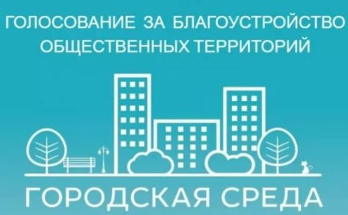 Рейтинговое голосование по отбору общественных пространств для благоустройства состоится на единой всероссийской онлайн-платформе