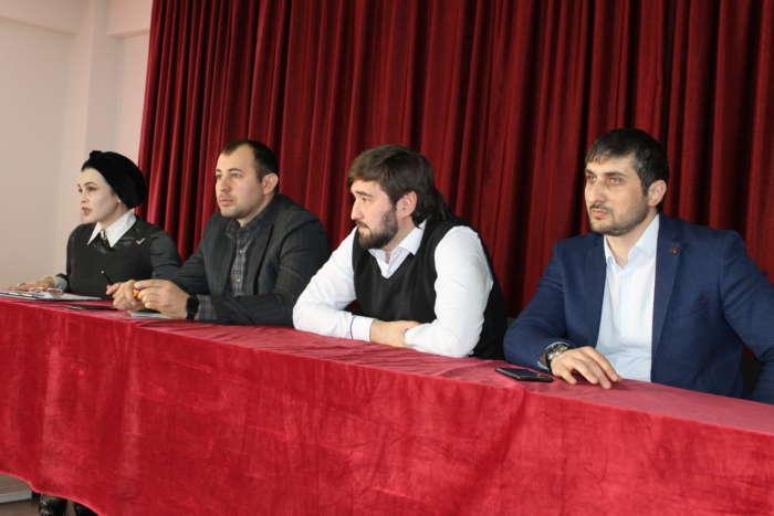 В Ингушетии началась предвыборная кампания по выбору общественных территорий на Общероссийской платформе