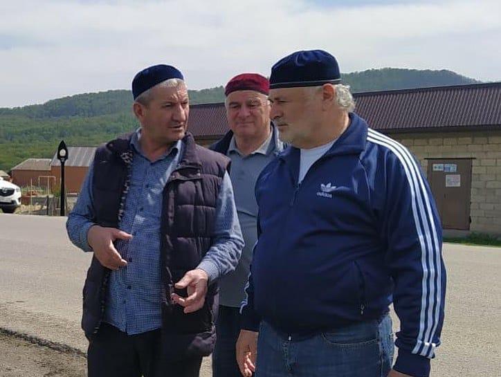 В Сунженском районе прошел Всероссийский субботник