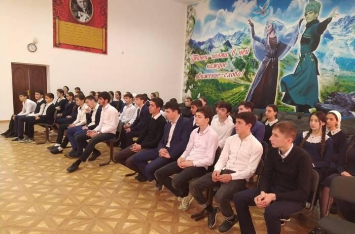 Молодежь сельского поселения Алхасты проинформировали о предстоящем рейтинговом голосовании