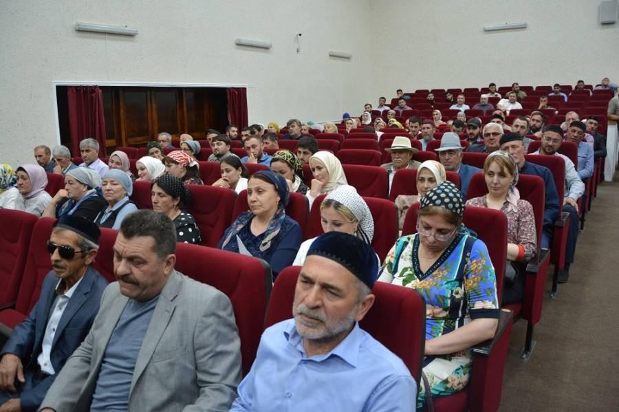 Размещение военного полигона обсудили на сходе жителей Сунженского района