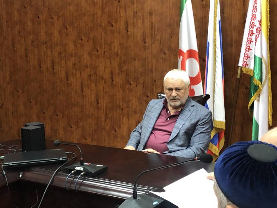 О ходе рейтингового голосования на общероссийской платформе говорили на совещании в администрации Сунженского района