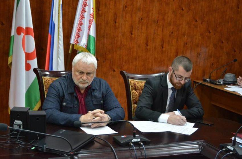 Внеочередное совместное заседание антитеррористических комиссий Сунженского района и г. Сунжи
