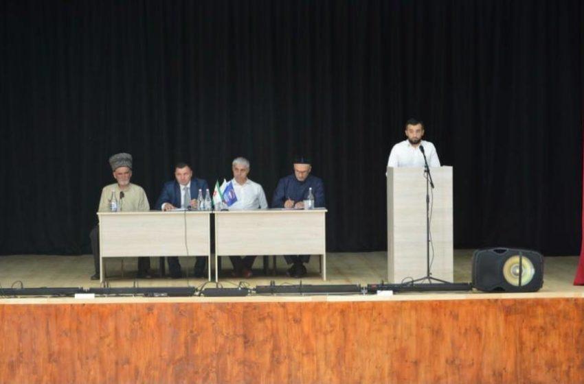 В Доме культуры с.п. Нестеровское прошла встреча с местными жителями и жителями близлежащих сел