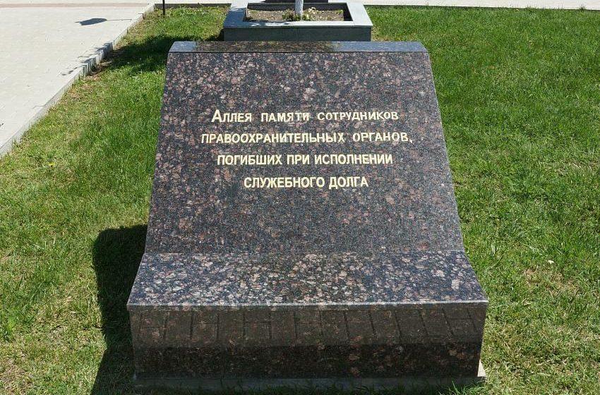 Обращение Главы Сунженского района Магомета Дзейтова в связи с Днем памяти сотрудников МВД по РИ, погибших в ночь с 21 на 22 июня 2004 года.