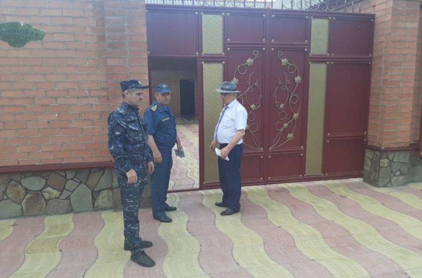 В Сунженском районе проведена агитационно-разъяснительная работа с населением по соблюдению мер безопасности на воде
