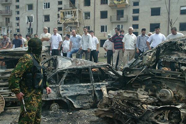 Сегодня День памяти жертв, погибших при совершении теракта в РОВД в городе Назрань
