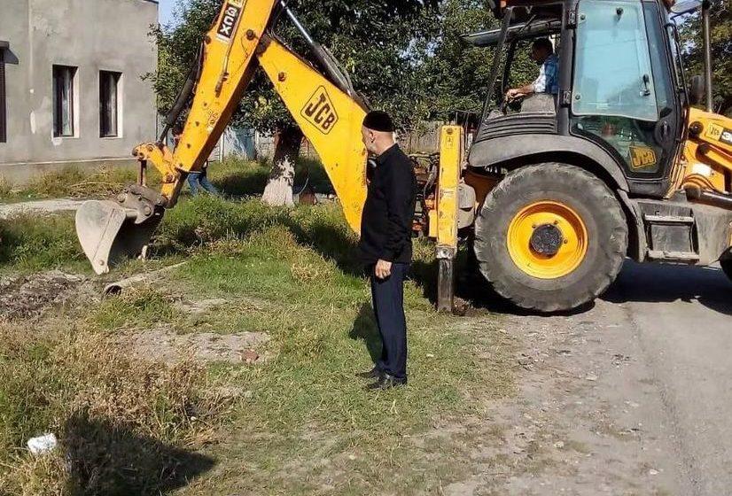 В сельском поселении Нестеровское провели работы по очистке русла оросительных каналов