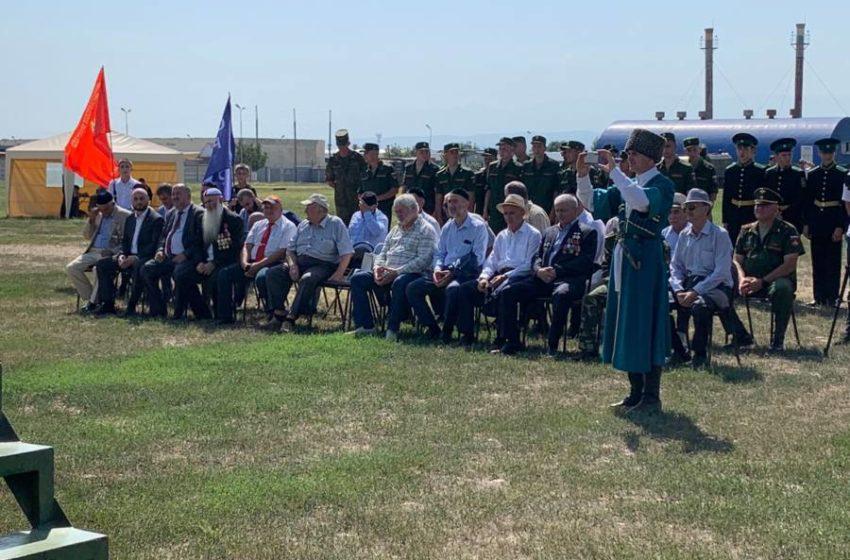 В Троицком военном гарнизоне прошла церемония закрытия Международного военно-технического форума «Армия-2021»