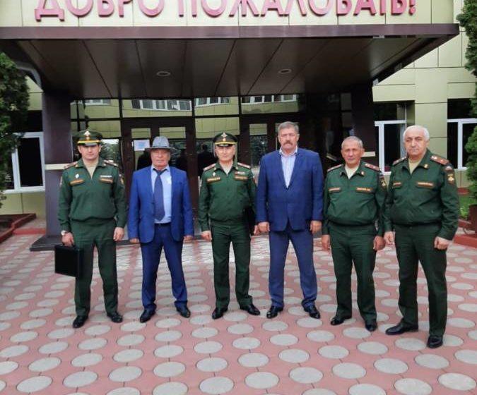 Сунженский районный военный комиссариат удостоен первого места за грамотную организацию и успешное проведение весенней призывной кампании 2021 года.