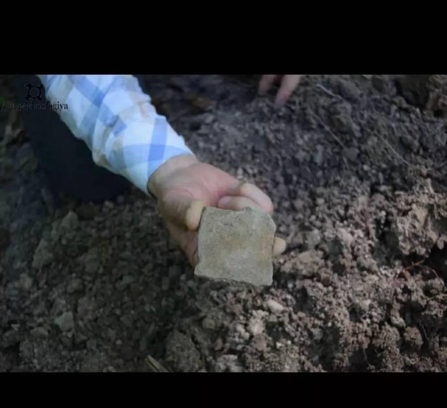 Сотрудниками ГКУ «Археологический центр им Е.И.Крупнова» в ходе разведок на территории Сунженского района выявили новые памятники археологии