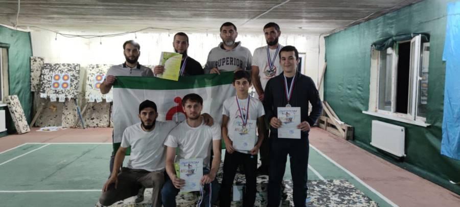 Лучники из Сунженского района заняли призовые места на чемпионате и первенстве Георгевского городского округа по стрельбе из лука
