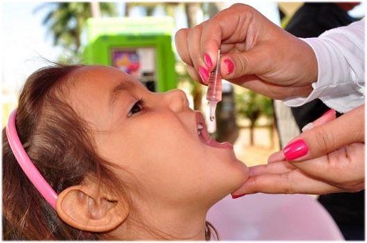 О необходимости прохождения вакцинации против полиомиелита