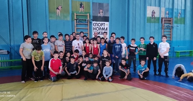Акция «Поделись своим знанием: спорт норма жизни»